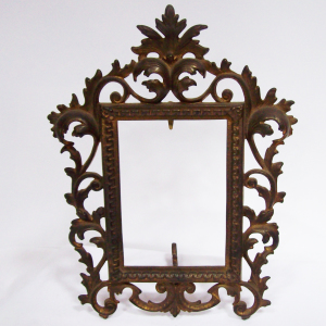 Brass Picture Frame cropped