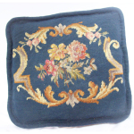 Needlepoint Pillow cropped